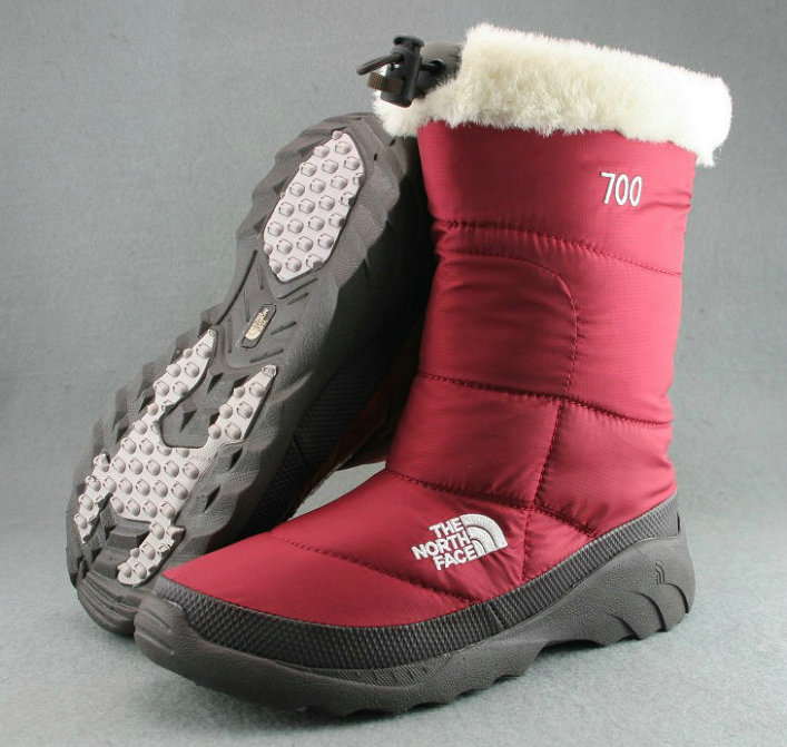 North Face Womens Snow Boots