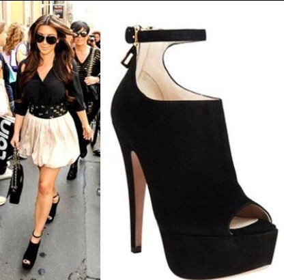 Office Ankle Boots Women