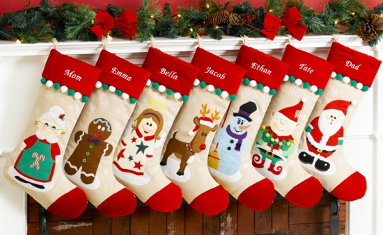 All about Special Personalized Christmas Stockings
