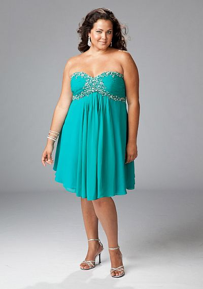 Plus Size Cocktail Dresses Photos Fashion Belief