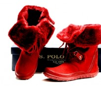 The Classy and Luxurious Polo Boots for Women