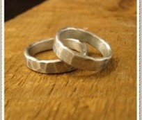 The Affordable Silver Wedding Rings
