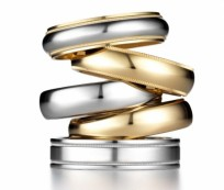 Variety Kinds of Wedding Bands for Women