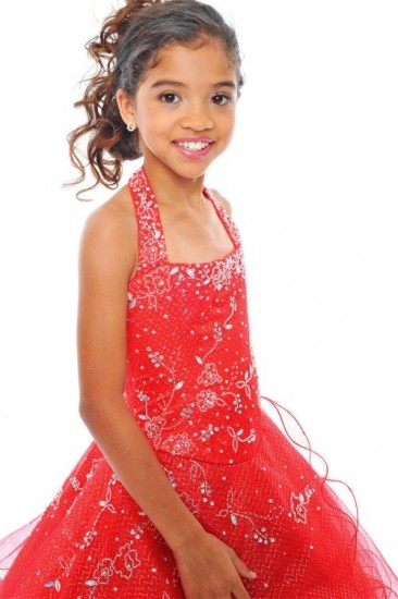 Toddler Christmas Pageant Dresses