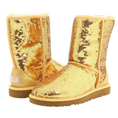 Ugg sparkle boots kids fashion belief