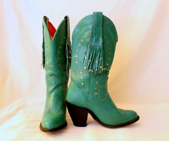 Western Boots For Women With Rhinestones