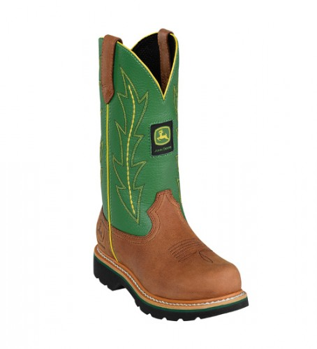 Women Leather Work Boots