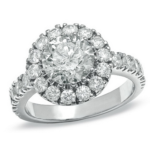 Diamond Rings Zales Outlet