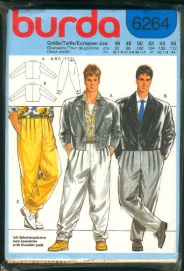 80s Mens Clothes Picts