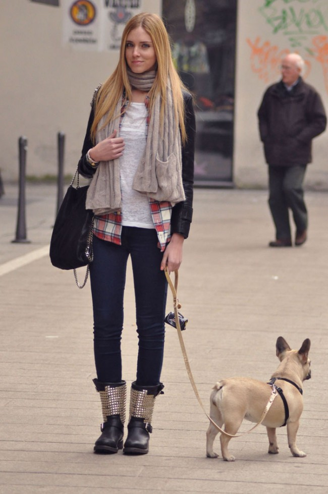flat ankle boots with jeans - photo #3