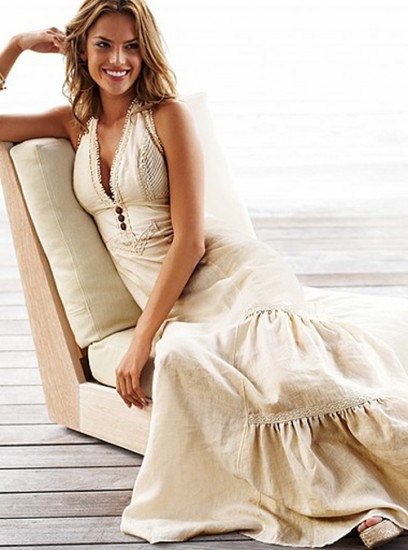 Bohemian Style Wedding Gowns