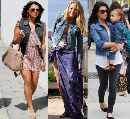 Denim Jackets for Women