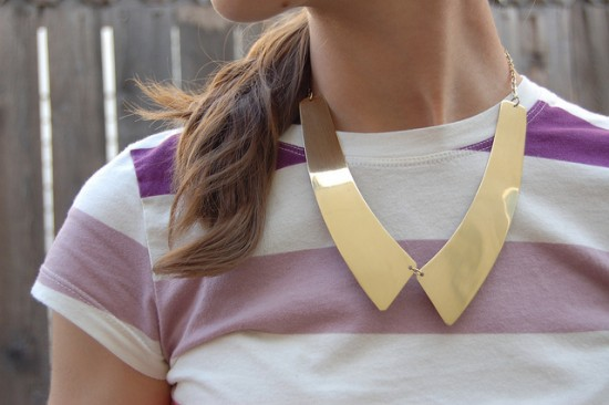Gold Collar Necklace Forever 21