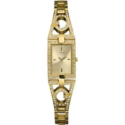 Gold Guess Wrist Watches for Women Picts