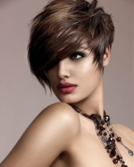 Good Hair Color For Short Hair