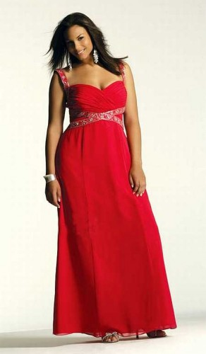Gowns for Fat Lady