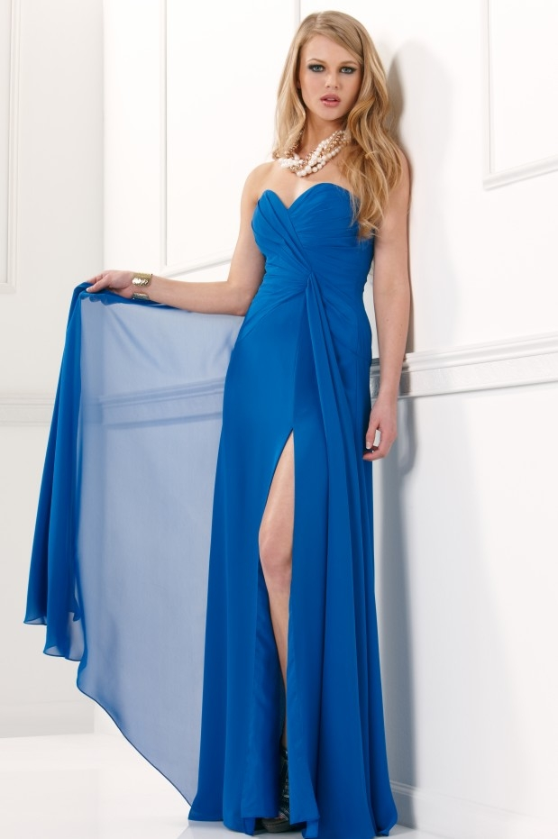 Greek style dresses for prom