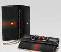 The Classy and Fancy Gucci Wallet on Chain