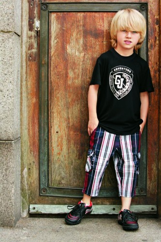 Kids wear Giny and Johnny Picts