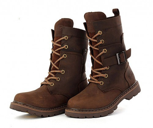 Man Riding Boots Fashion Picts