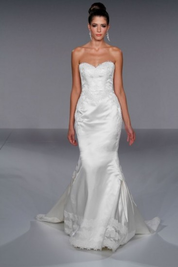 Mermaid Fit Wedding Dress