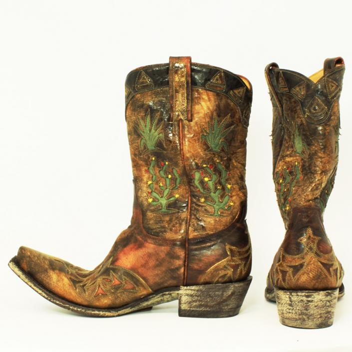 Old Gringo Boots Cactus Fashion Belief