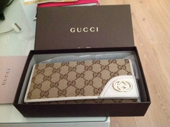 519656ab82f Know Original Gucci Wallet