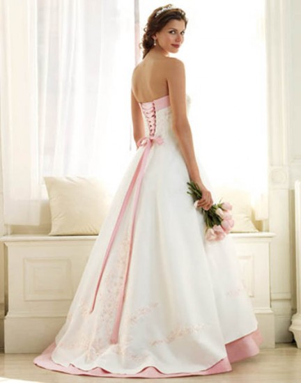 Pink Wedding Dresses For Sale