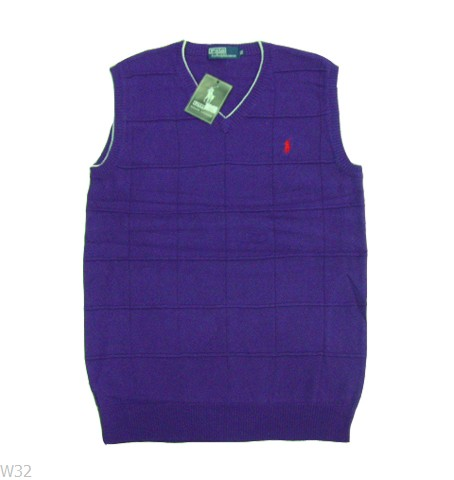 Plain Purple Sweater Vest Photos