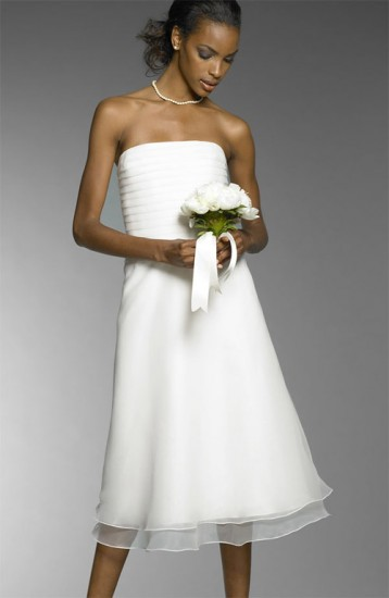 Plain Wedding Dress Designs