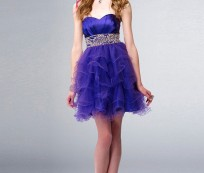 The Suitable Prom Dresses for Thin Girls