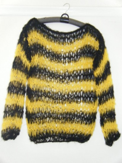 Punk Mohair Sweater