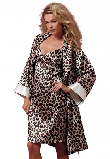 Satin Nightwear for Fat Women
