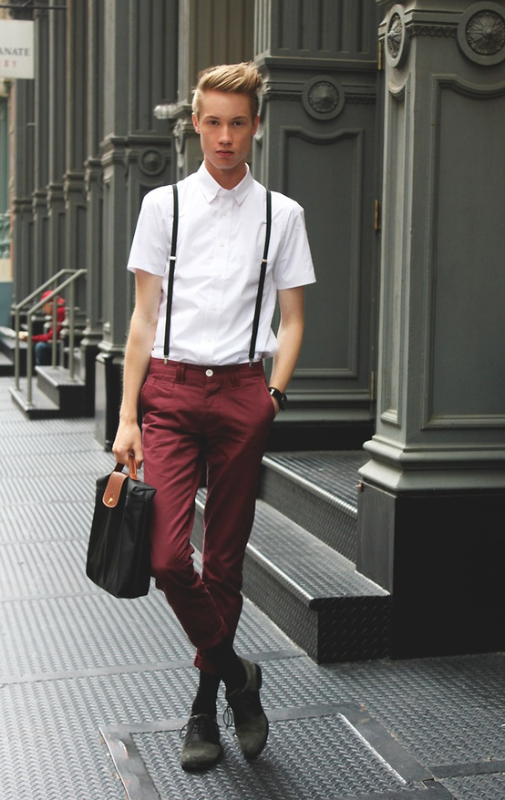 Skinny Chino Pants For Men Fashion Belief