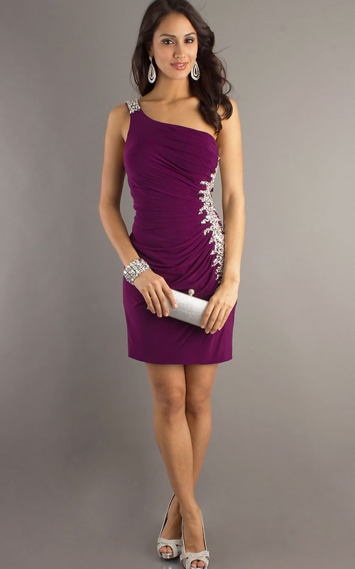 Tight Short Prom Dresses Fashion Belief