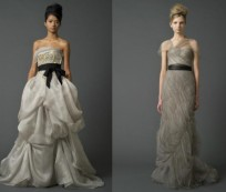Vera Wang Bridal Dresses for the Most Wonderful Moment in Life
