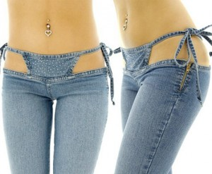 Very Low Fit Jeans