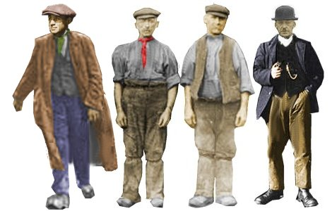 Victorian Era Clothing For Men For Sale