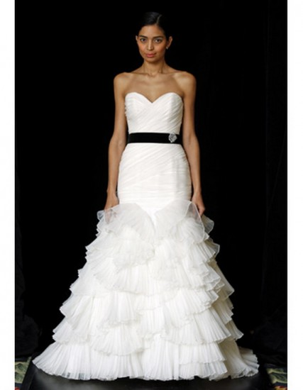 Wedding Gown Designs For 2011