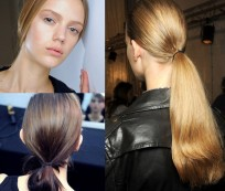 The Ponytail – the hairstyle of the new season