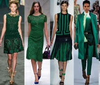 Trendy colors spring-summer 2013
