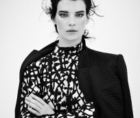 Fashion spring-summer 2013 Black and White