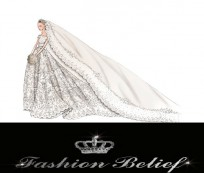 Princess Madeleine's wedding dress