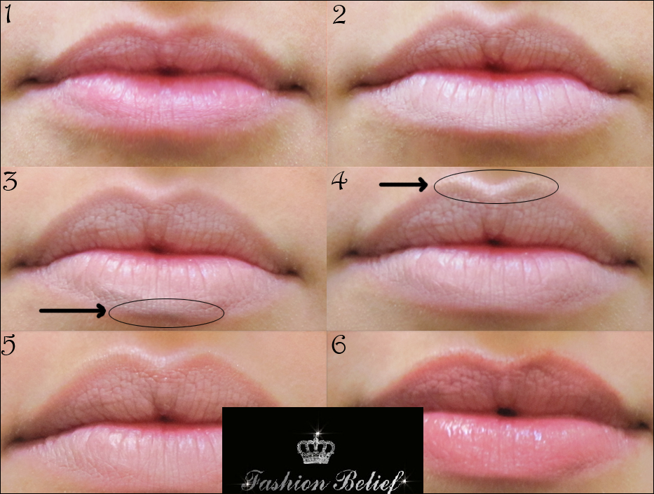 Get Thick And Soft Lips Fashion Belief