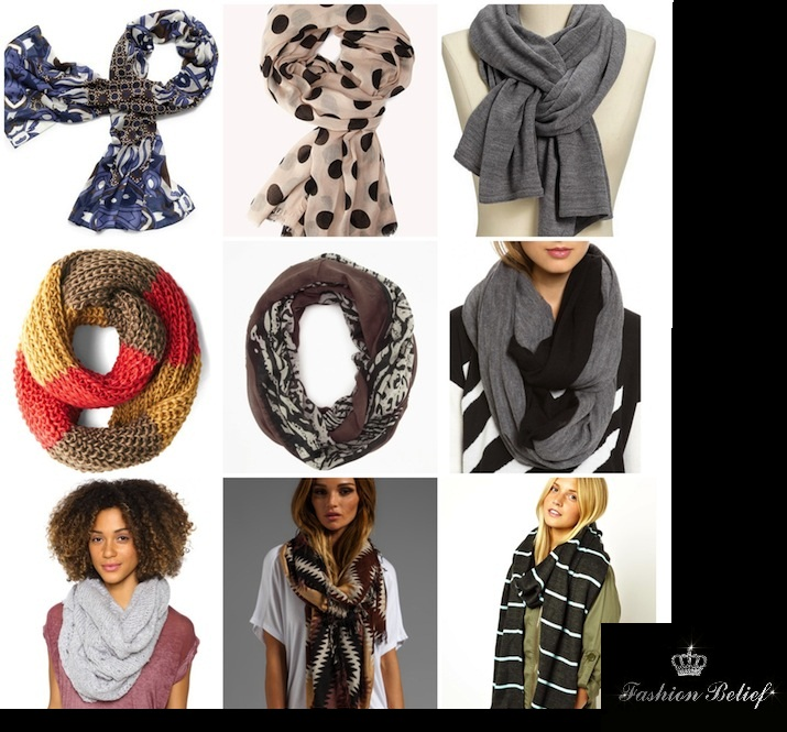 models-of-beautiful-winter-scarves