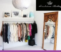The clothes closet – does it exist just in movies?