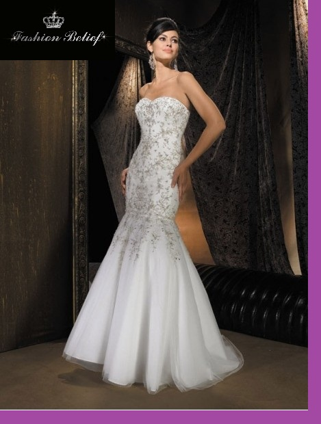 wedding-dress-for-woman-with-slim-figure