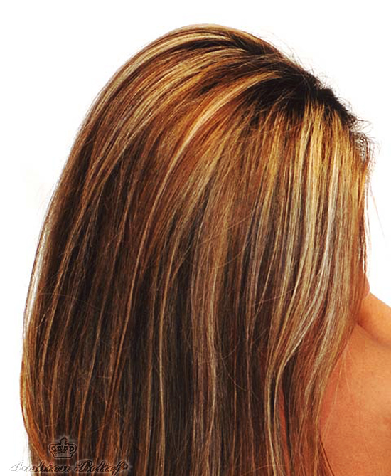 Photos Natural Highlights For Dark Brown Hair Hair Color ...