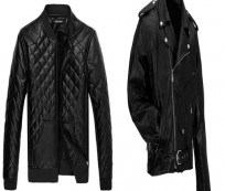 Men's fashion – the winter leather jacket