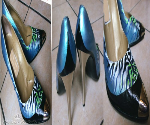 hand made women's shoes